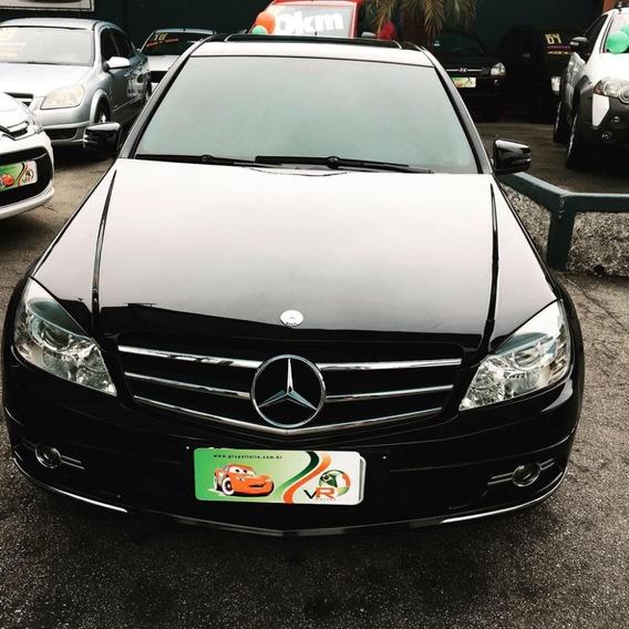 Mercedes C200 Kompressor Baixa Km Oportunidade