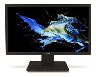 """Monitor Acer V6 V246HL LCD 24"""" negro 220V"""