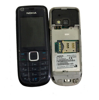 Lote C/ 09 Celulares Nokia 3120c-1c No Estado