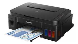 Impresora Multifunción Canon Pixma G2100 Sistema Continuo