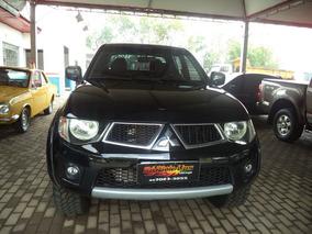 Mitsubishi L200 Triton Hpe 4x4 3.2 Di-d Aut 2012 Preta