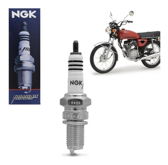 Vela Ngk Iridium Dr8eix Honda Ml 125 1983 A 1991