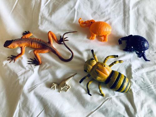 Imagen 1 de 6 de Juguetes Dinosaurios