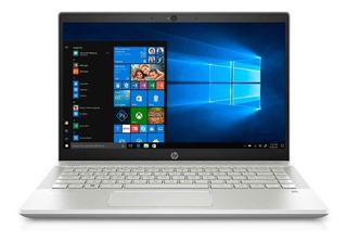 Notebook Hp Pavilion 14-ce0003la Core I5 8gb 1tb W10 Cuotas