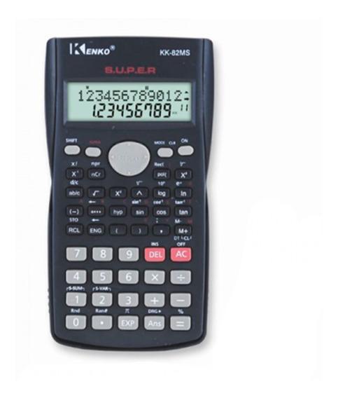 Calculadora Escolar Cientifica 240 Funciones Profesional !!