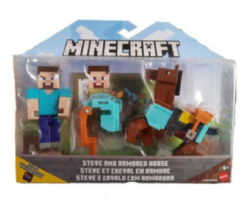 Minecraft Comic Maker Figuras De 8cm