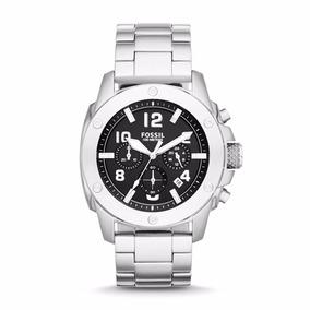 Relógio Fossil Masculino Fs4926/1pn Original C/ Nota
