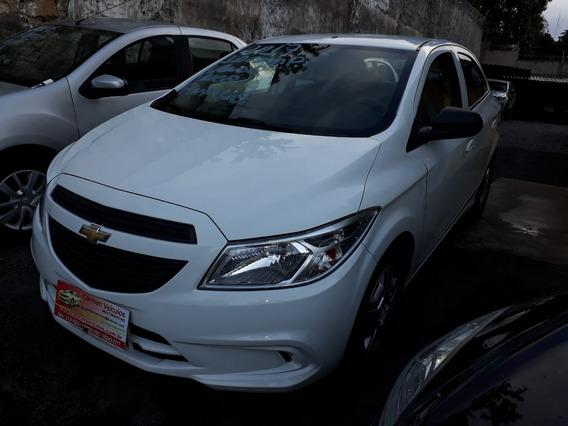 Chevrolet Onix 1.0 Joy 5p Ipva Transferencia Gratis 2017