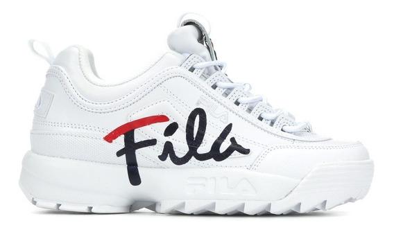 Zapatos Fila Disruptor Original Damas