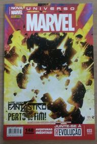 Universo Marvel (3.a Série) 2 A 35 Completa