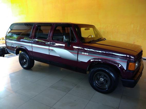 Chevrolet Veraneio 4.1 1988 Diesel