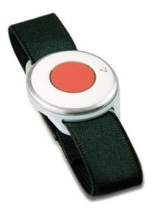 Botón De Pánico, Para Usarse En Collar O Pulsera, Resistente