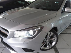 Mercedes-benz Cla 200 200 1.6 First Edition Turbo 2014 Prata