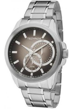 Relógio Technos Classic Grandtech Masculino 6p22ad/1p