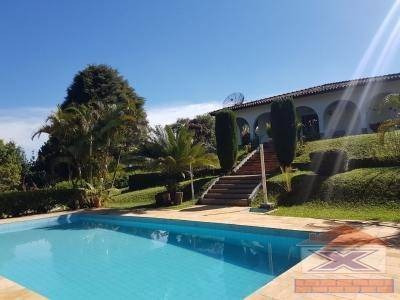 Chácara Residencial À Venda, Remanso, Cotia. - Ch0193