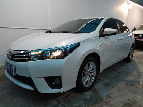 Imagen 1 de 15 de Toyota Corolla Xei Pack A/t 2016 Excelente Estado De Uso !!!