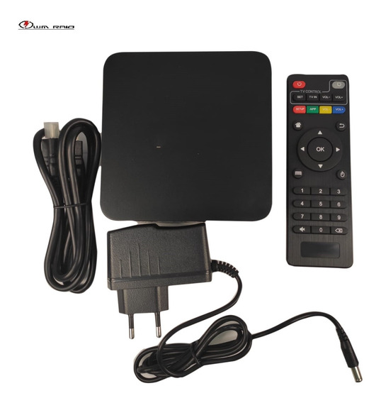 Conversor Smart Tv 4k Android 9.1, 5g De 4gb+32gb Promoção