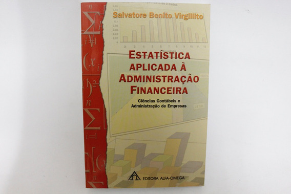 Estatística Aplicada À Administração Financeira Virgillito