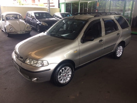 Fiat Palio Weekend Elx 1.0mpi 16v Fire 4p 2003
