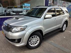 Toyota Hilux Sw4 Srv 7 Lug 2012/2012 Prata 3.0 Die 4x4 Aut