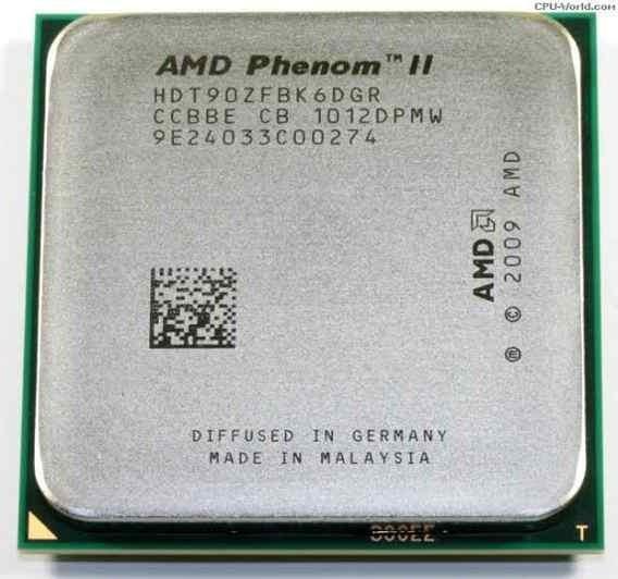 Amd Phenom Ii X6 1090t Black Edition 3.3ghz (quase 1100t)