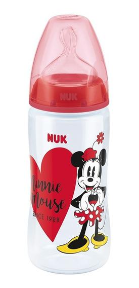Mamadera Minnie Mouse 300 Ml Nuk