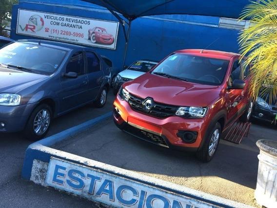 Renault Kwid Zen 1.0 Completo 4p Okm