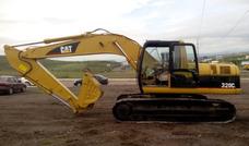 16) Excavadora Hidraulica Caterpillar 320c 2006