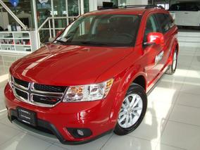 Dodge Journey Sxt+7 Lujo Motor 2.4 La Mas Espaciosa !!!