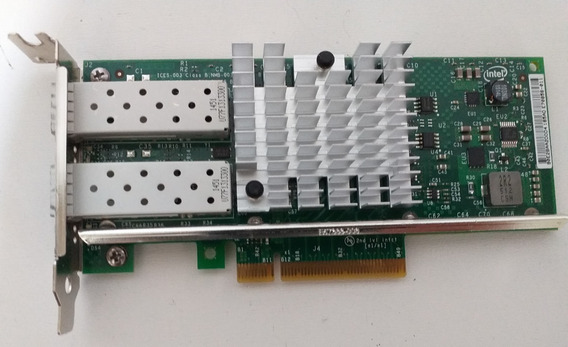 Placa Sun Oracle 7051223 Dual Port 10gb Pci-e Adaptador Ethe