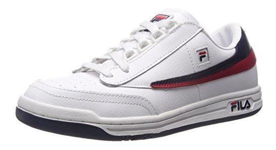Fila Para Hombre Original Zapatillas Clasicas De Tenis