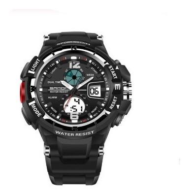 Relógio Infantil Pulso Samda Sport Digital Prova D