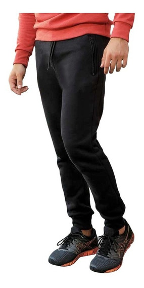Pantalón Hombre Babucha C/frisa Shedyl 3148 Talles Grandes
