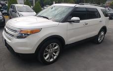 Explorer Limited 4x4 2014 Blanco Aut