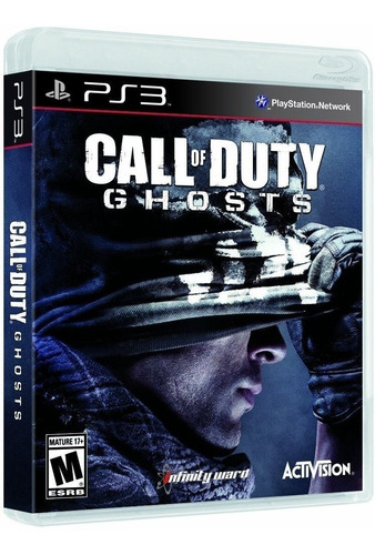 Call Of Duty Ghosts Ps3 Físico! Local! Sb