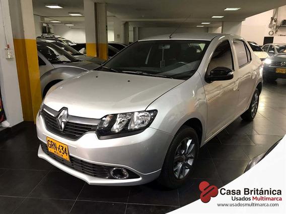 Renault Logan Life + Mecanico 4x2 Gasolina