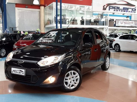 Fiesta Hatch Se 1.0 Flex Manual 2014 Completo Novíssimo!
