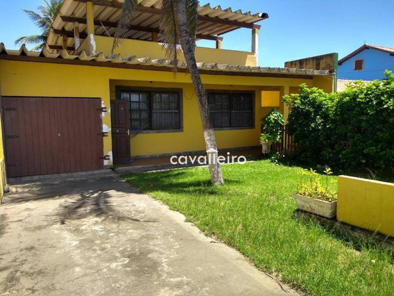 Casa Residencial À Venda, Barra De Maricá, Maricá. - Ca2863