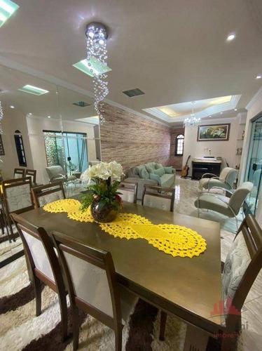 Imagem 1 de 30 de Casa Com 2 Dormitórios À Venda, 198 M² Por R$ 598.000,00 - Parque Residencial Jaguari - Americana/sp - Ca2970