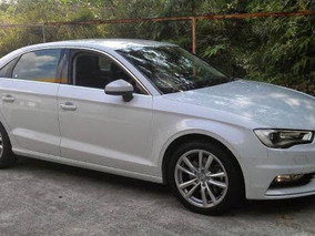 Audi A3 Sedan 1.8 Turbo Attraction Plus At (único Dueño)