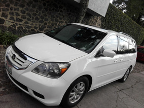 Honda Odyssey 3.5 Exl Minivan Cd Qc At Piel