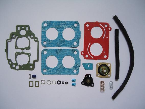 Kit Junta Carburador Weber 495 Tldz Vw Ford C/nf