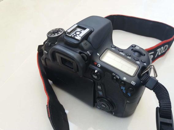 Canon 70d Menos De 10 Mil Cliks