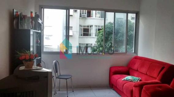 Apartamento Em Copacabana Com Vaga De Garagem Próximo Ao Metro! - Ap0022