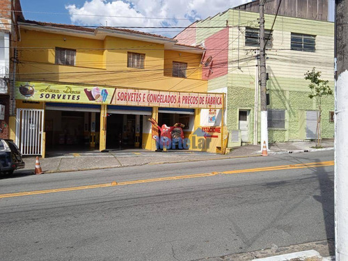 Imagem 1 de 6 de Prédio, 400 M² - Venda Por R$ 1.850.000,00 Ou Aluguel Por R$ 9.500,00/mês - Pirituba - São Paulo/sp - Pr0011