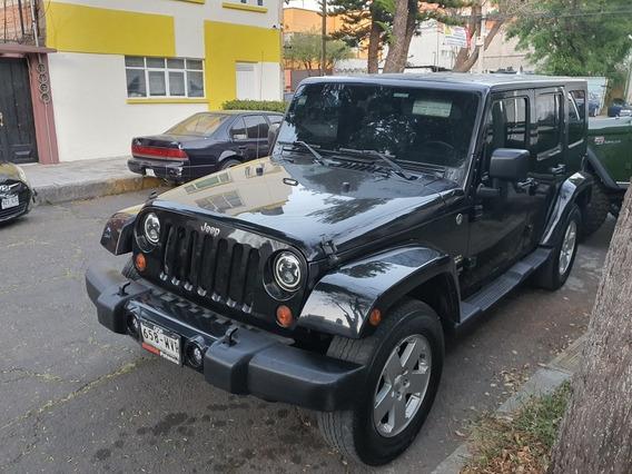 Jeep Sahara 4 Pts 2009