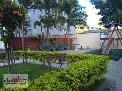 Apartamento Com 2 Dormitórios À Venda, 56 M² Por R$ 300.000 - Vila Granada - São Paulo/sp - Ap0548