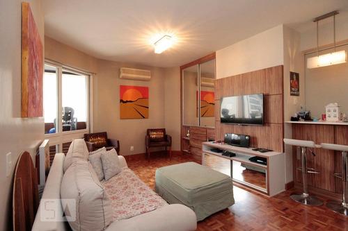 Apartamento À Venda - Santa Cecília, 2 Quartos,  80 - S893112222