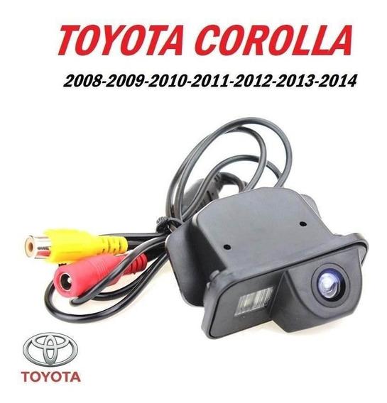 Camera De Ré Corolla 2011 2012 2013 Nova Original Específica