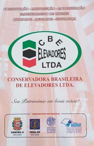 Elevadores Manutenção-conservação-reforma-peças